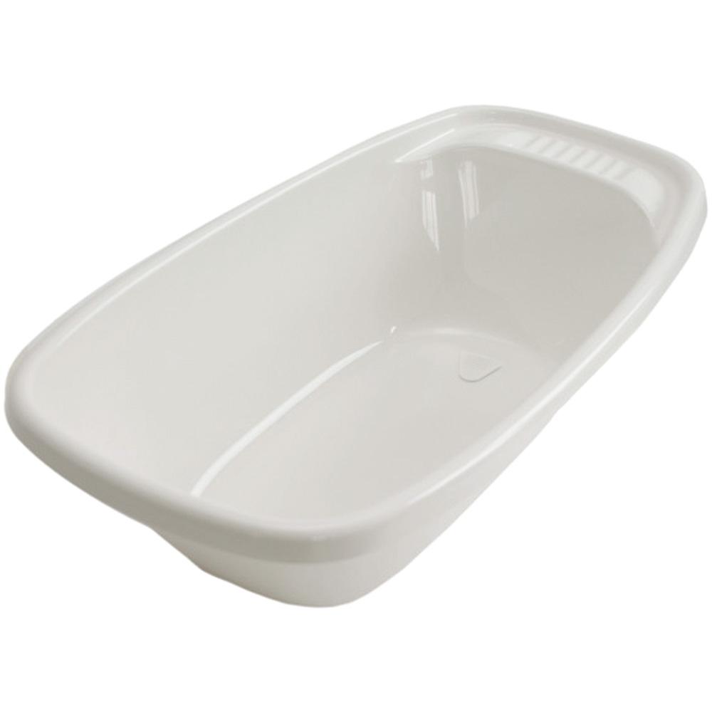 baignoire bebe luxe blanche