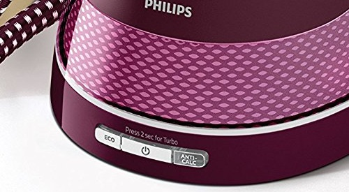 Centrale vapeur - Philips PerfectCare Compact GC7808 - Commandes