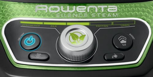 Centrale Vapeur - Rowenta Silence Steam DG8985F0 - Réglages