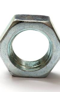 Stainless Steel Full Nuts