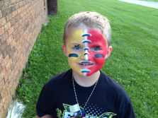 The face of VBS