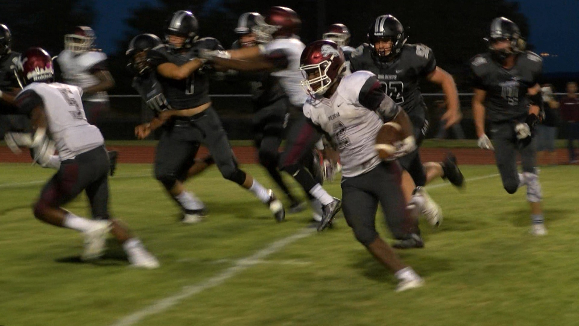 Peoria High RB Geno Hess