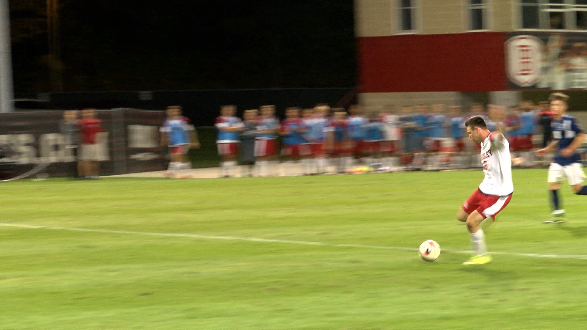 Bradley Soccer Richard Olson