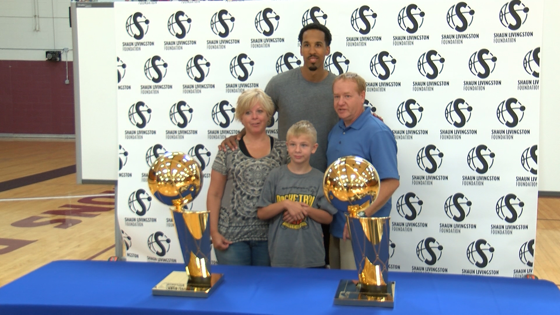 Shaun with fans and trophies_1499472375650.jpg