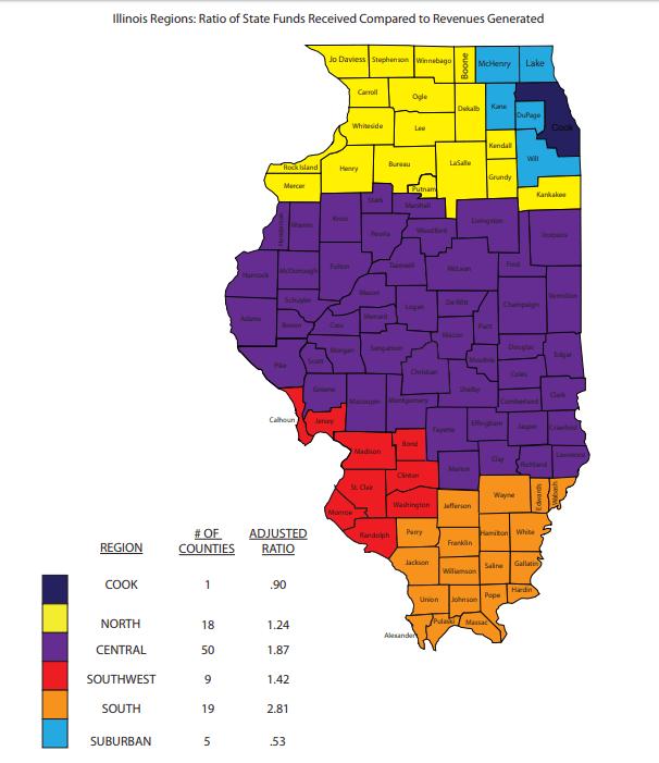 Siuc Calendar.Siu Study Reveals State Funding Disparities Benefit Downstate Illinois
