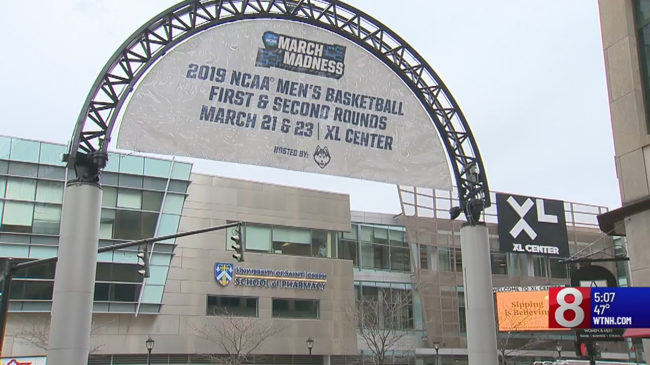 Basketball brings boost to Hartford businesses as NCAA Tournament begins
