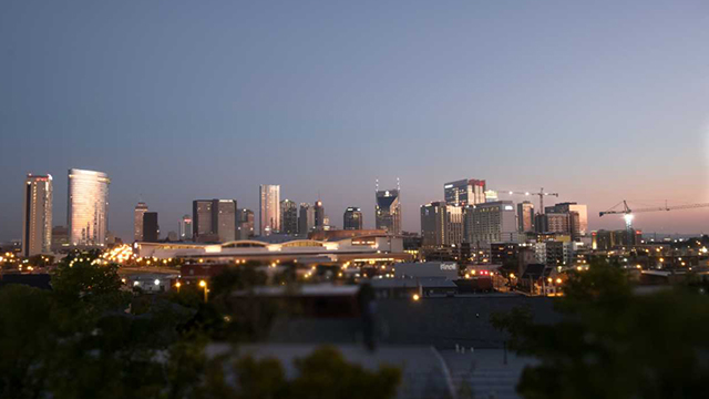 Nashville skyline generic 1