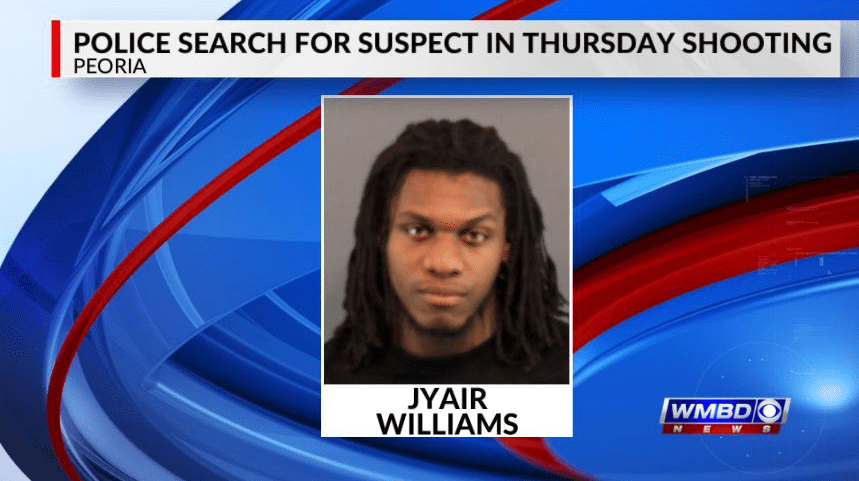 Police search for suspect in shooting that forced schools