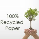 recycled paper in direct mail