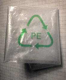 recyclable polythene plastic