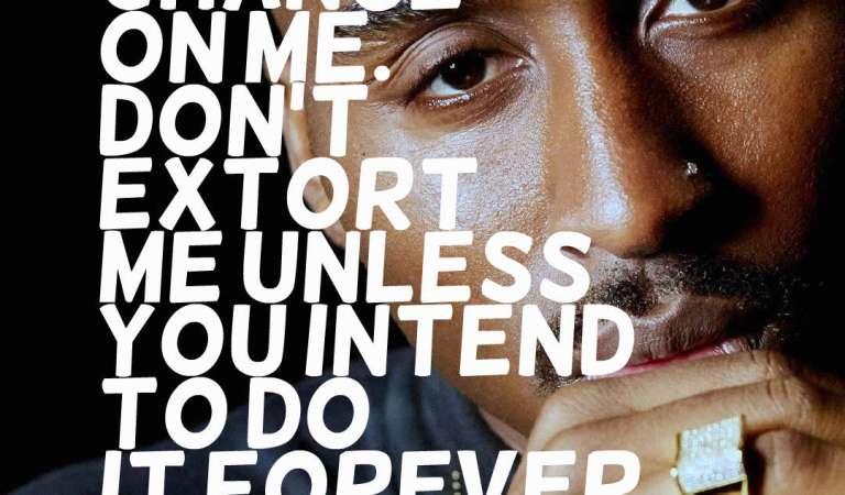 101 Inspiring Tupac Shakur Quotes