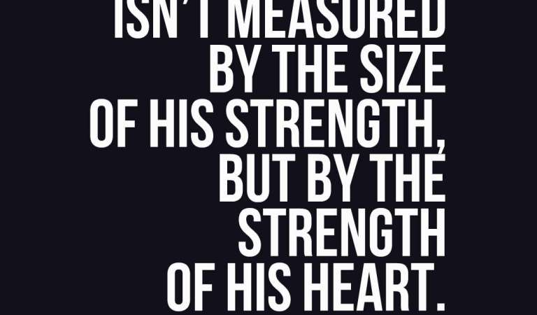 50 Inspirational Strength Quotes With Images