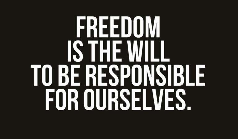 100 Inspirational Responsibility Quotes