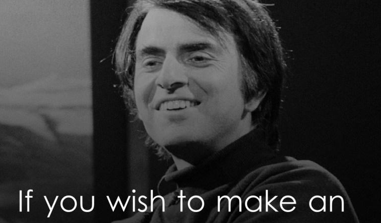 60 Inspirational Carl Sagan Quotes