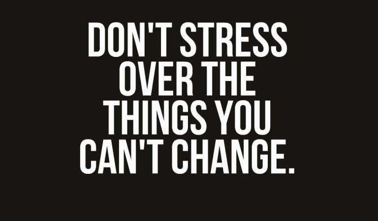 32 Best Stress Quotes And Sayings
