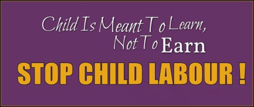 40+ Child Labour Quotes and Slogans