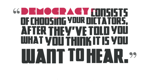 30+ Democracy Quotes