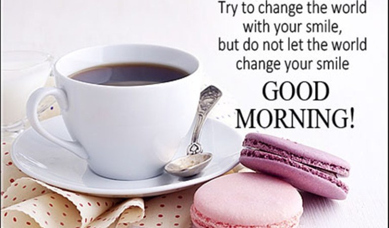 30+ Good Morning Quotes And Images That Will Inspire Your Day