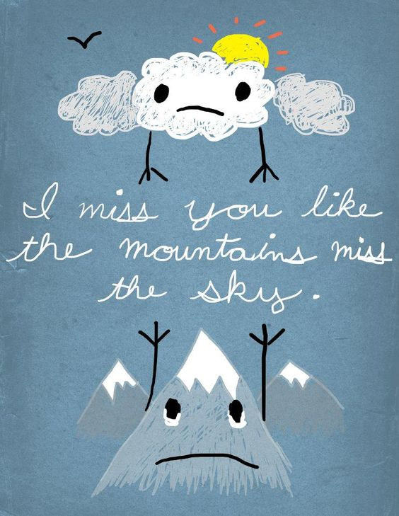 30+ I Miss You Quotes for Him