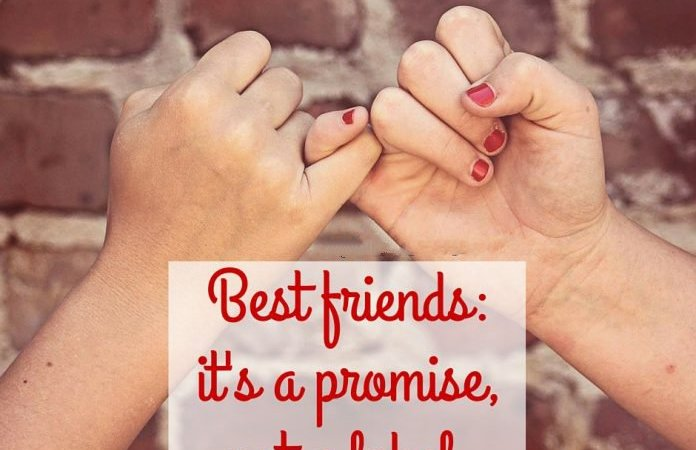 10 Cute Best Friend Quotes