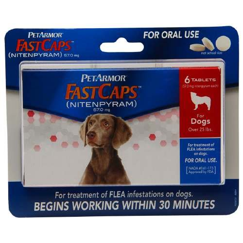 PetArmor FastCaps review