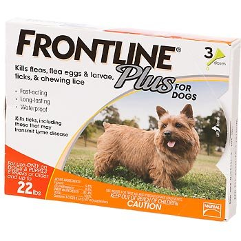 Merial Frontline Plus review