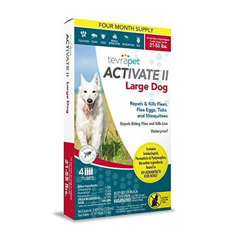 flea and tick drops for dogs