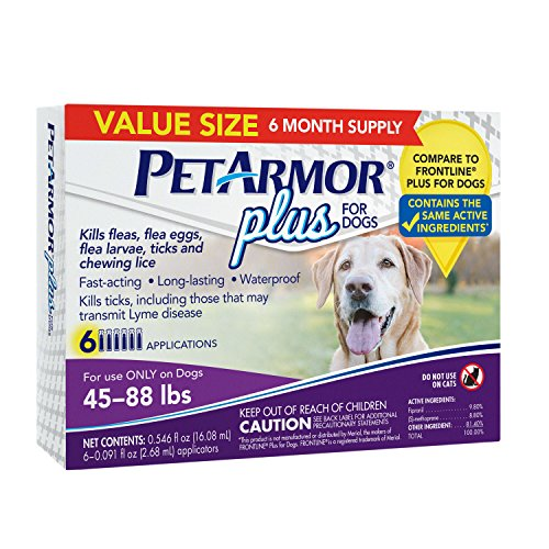 PetArmor Plus flea treatment review