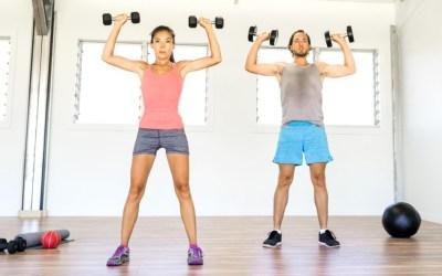 How do I get get strong shoulders?