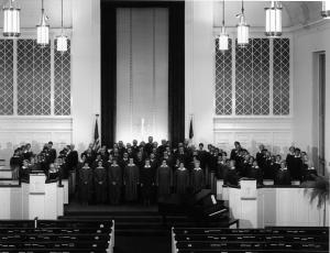 United Schwenkfelder Choir Rehearsals Begin