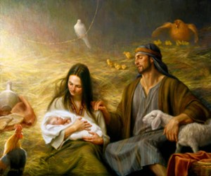 Adore, the Birth of Our Savior and Potluck Supper