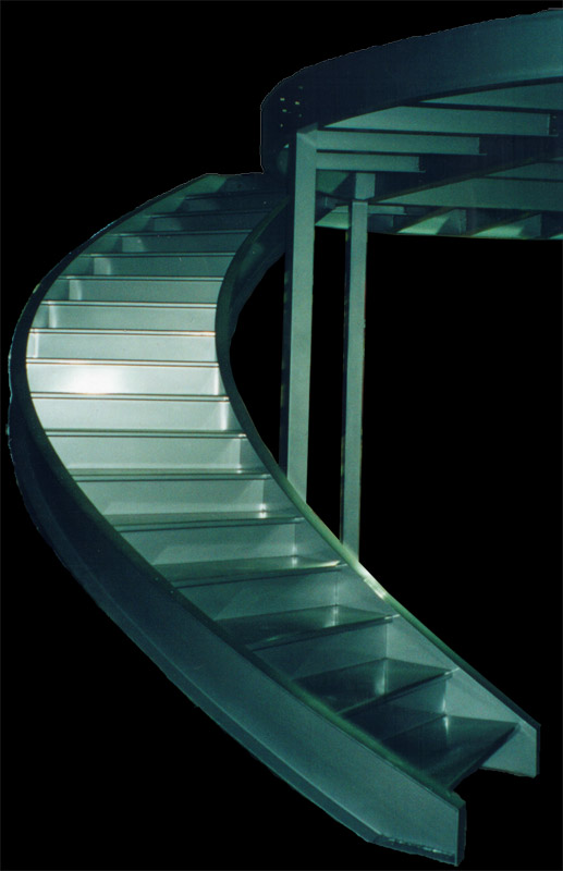 sprial-stair