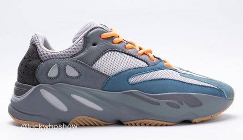 buy online 98559 1f6d6 adidas Yeezy Boost 700 (Hospital Blue)