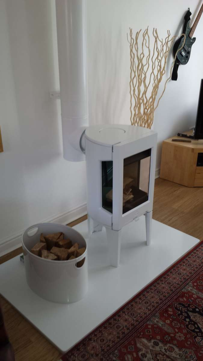 3 F160 Series Central Stoves