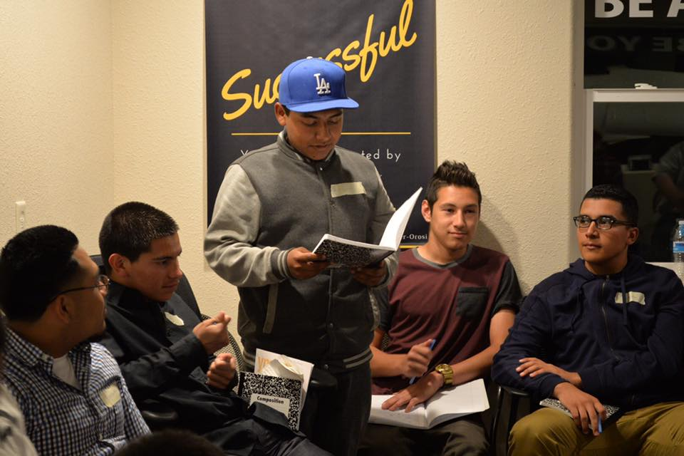 "The Young Men's Initiative puts an ""Edge"" on Learning to Support Underserved Youth"