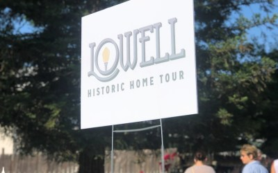 At Home in the Lowell Neighborhood!