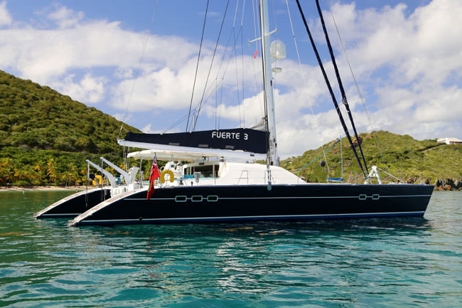 Main image of FUERTE 3 yacht