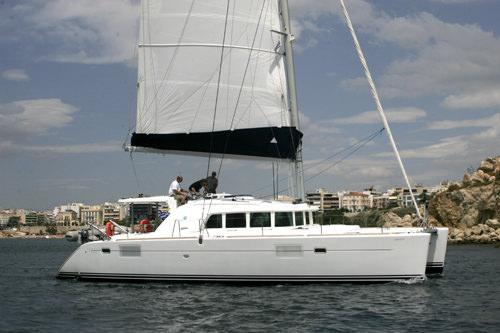 APOLLO yacht main image
