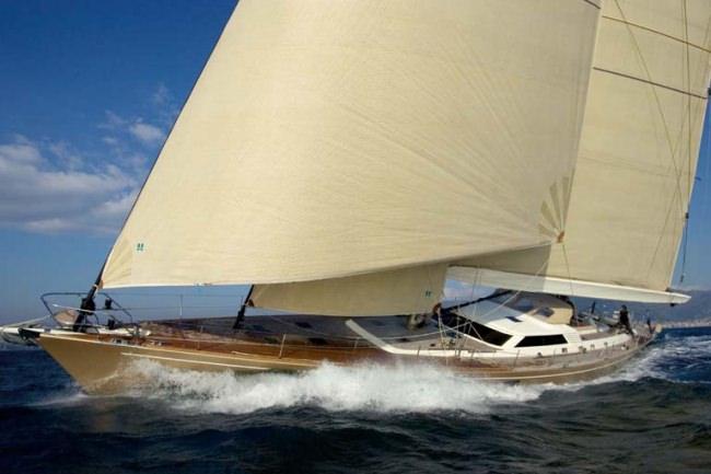 Main image of DHARMA yacht
