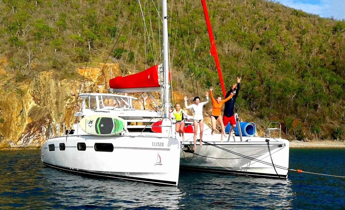 ELIXIR yacht main image