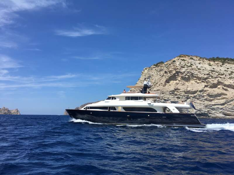 Main image of CONQUISTADOR yacht