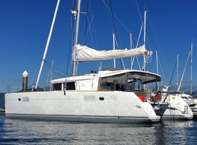DELICIA yacht main image