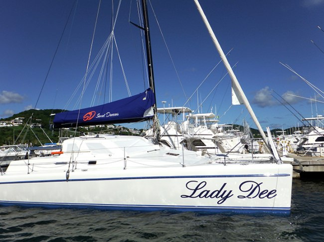 Main image of LADY DEE yacht