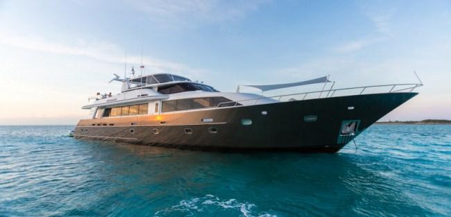 Main image of UNBRIDLED yacht