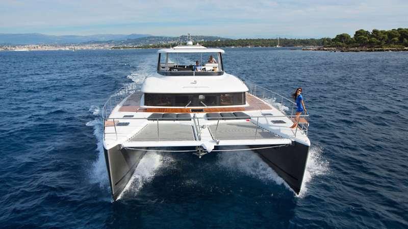 JAN'S FELION yacht main image