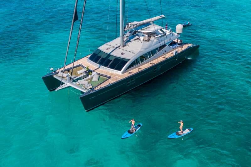 Main image of CARTOUCHE yacht