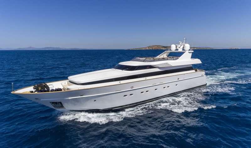 ALEXIA AV yacht main image
