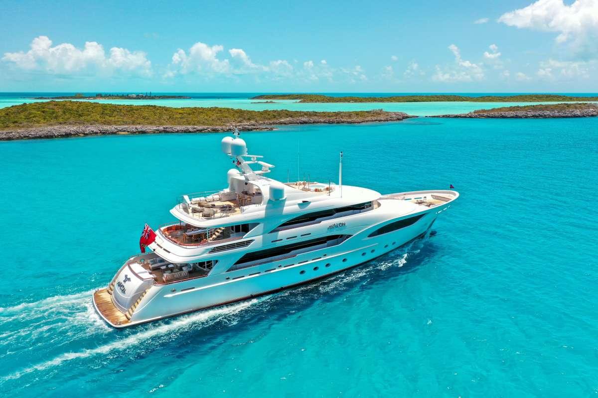 AVALON yacht main image