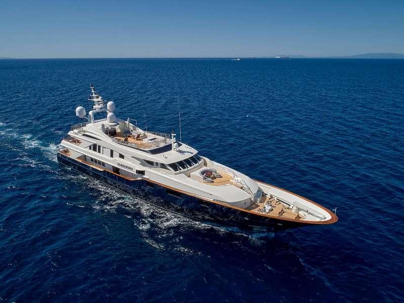 ALEXANDRA yacht main image