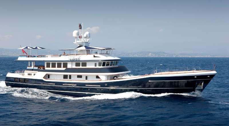 Main image of THE MERCY BOYS yacht